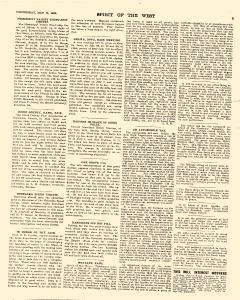 Spirit Of The West, May 12, 1909, Page 5
