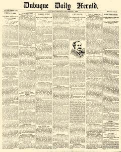 Dubuque Daily Herald, September 05, 1896, Page 1