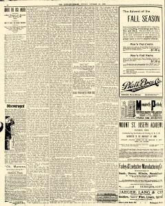Dubuque Sunday Herald, October 28, 1900, Page 6