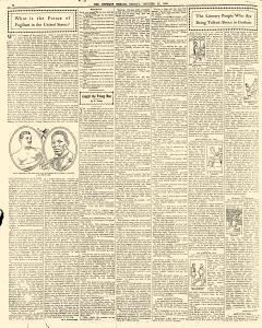 Dubuque Sunday Herald, October 28, 1900, Page 16