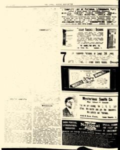 Opera House Reporter, March 10, 1916, Page 8
