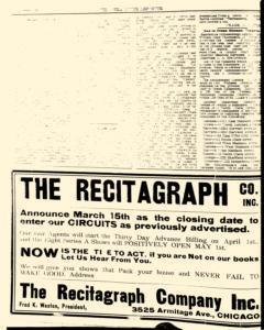 Opera House Reporter, March 10, 1916, Page 12