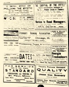 Opera House Reporter, March 10, 1916, Page 16