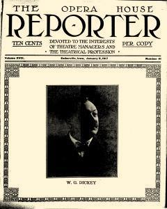 Opera House Reporter, January 05, 1917, Page 1