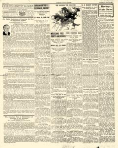 Fayette County Leader, July 06, 1922, Page 2