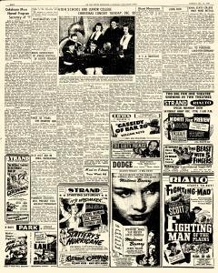 fort dodge messenger and chronicle december 15 1949 page 8. Cars Review. Best American Auto & Cars Review