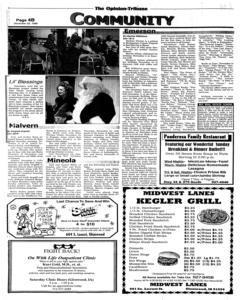 Opinion Tribune, December 22, 1999, Page 18
