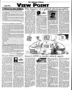 Opinion Tribune, September 27, 2000, Page 4