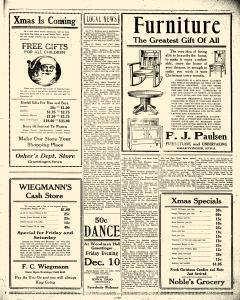Graettinger Times, December 09, 1926, Page 21