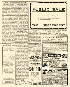 Gravity Independent, November 08, 1906, Page 4