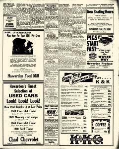 Hawarden Independent, January 18, 1951, Page 23
