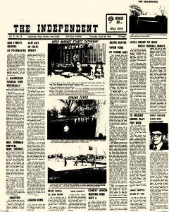Hawarden Independent, April 30, 1970, Page 1