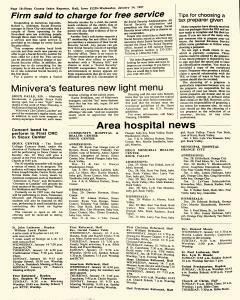Sioux County Index, January 14, 1987, Page 10