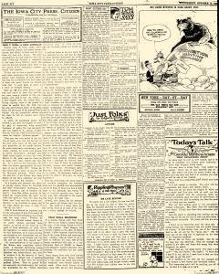 Iowa City Press Citizen, October 10, 1923, Page 6