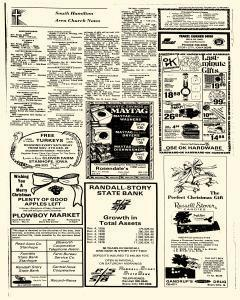 Jewell Record News, December 14, 1978, Page 7