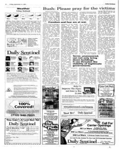 Le Mars Daily Sentinel, September 21, 2001, Page 2
