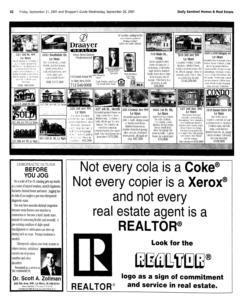 Le Mars Daily Sentinel, September 21, 2001, Page 18