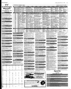 Le Mars Daily Sentinel, September 21, 2001, Page 11