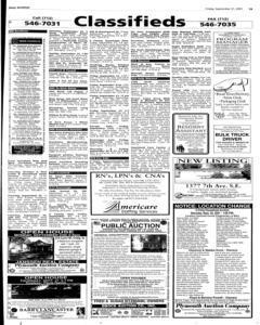 Le Mars Daily Sentinel, September 21, 2001, Page 13