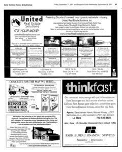 Le Mars Daily Sentinel, September 21, 2001, Page 23