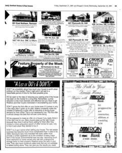 Le Mars Daily Sentinel, September 21, 2001, Page 25