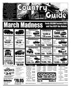 Le Mars Daily Sentinel, March 03, 2004, Page 15