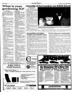Le Mars Daily Sentinel, January 24, 2006, Page 3