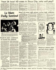 Le Mars Daily Sentinel