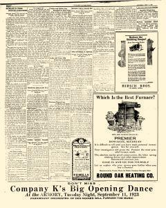Le Mars Globe Post, September 06, 1923, Page 16