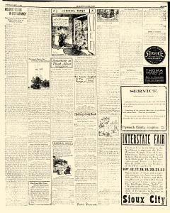 Le Mars Globe Post, September 06, 1923, Page 7