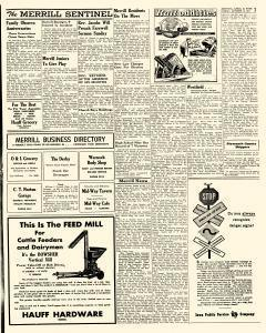 Le Mars Semi Weekly Sentinel, October 12, 1951, Page 7