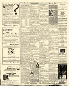 LeMars Semi Weekly Post, August 11, 1899, Page 2