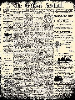 Lemars Sentinel, July 01, 1890, Page 1