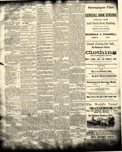 LeMars Sentinel, August 15, 1890, Page 3