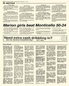 Marion Sentinel, February 12, 1987, Page 8