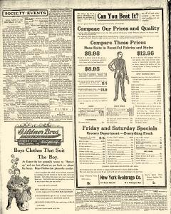 Mason City Globe Gazette, March 26, 1914, Page 4