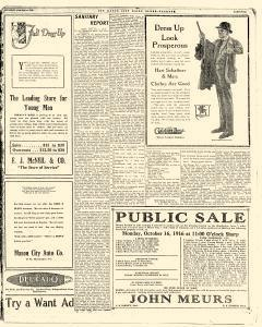 Mason City Globe Gazette, October 05, 1916, Page 8
