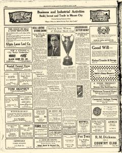 Mason City Globe Gazette, September 10, 1927, Page 2