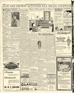 Mason City Globe Gazette, September 10, 1927, Page 4