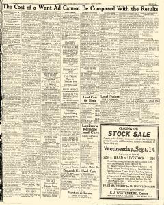 Mason City Globe Gazette, September 10, 1927, Page 15