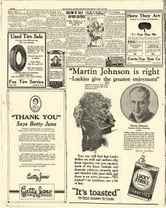Mason City Globe Gazette, September 29, 1927, Page 4