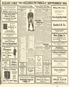 Mason City Globe Gazette, September 29, 1927, Page 9
