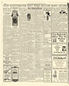 Mason City Globe Gazette, November 05, 1927, Page 4