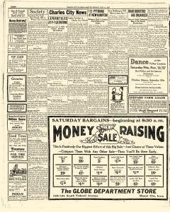 Mason City Globe Gazette, November 11, 1927, Page 8