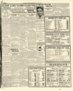 Mason City Globe Gazette, December 09, 1927, Page 15