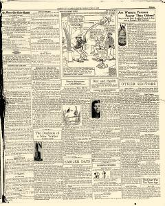 Mason City Globe Gazette, February 10, 1928, Page 3