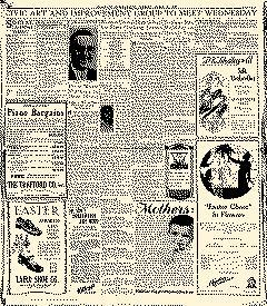 Mason City Globe Gazette, March 27, 1928, Page 3