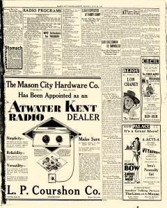 Mason City Globe Gazette, July 30, 1928, Page 10