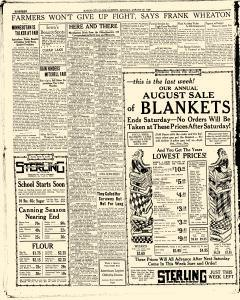 Mason City Globe Gazette, August 27, 1928, Page 18