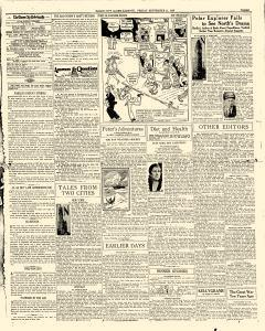 Mason City Globe Gazette, September 14, 1928, Page 3